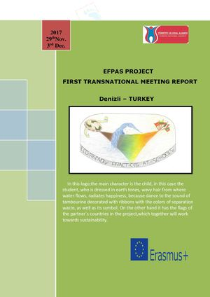 First Meeting Report Efpas Project Pdf