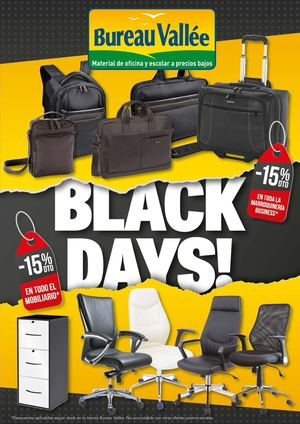 FOLLETO BLACK FRIDAY CASTELLANO