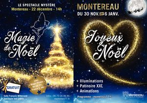 Montereau Noel 2018