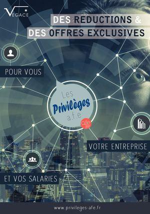 Calaméo Catalogue Les Privilèges AFE 2019
