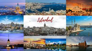 Airports And Bridges Of Istanbul