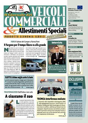 Calaméo - Il Giornale dei Veicoli Commerciali n. 4 2018 e0599b4364f6f