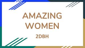 AMAZING WOMEN DBH 2B