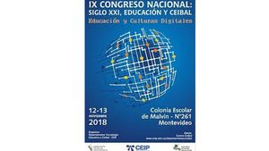 IX Congreso Ceibal