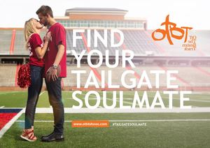 Grab your Tailgate Soulmate in Gameday - OTBT
