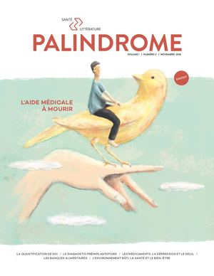 Magazine Palindrome, Vol. 1, no 2, novembre 2018