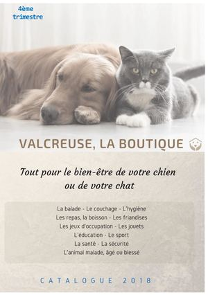 Catalogue Valcreuse La Boutique