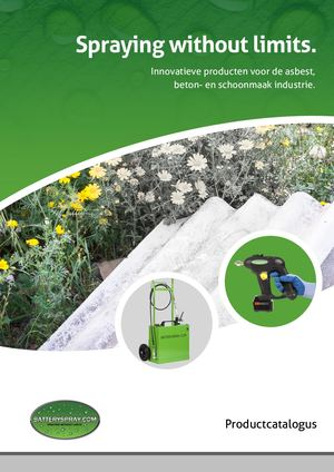 Batteryspray Brochure