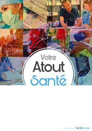 505fd13de573 Notre Catalogue à destination des Professionnels Atout Sante 2018 Bdf