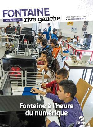 Fontaine Rive Gauche 334 Decembre 2018