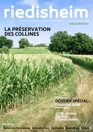 Bulletin Municipal N°114 Printemps 2018