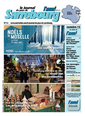 Le Journal de Sarrebourg #13