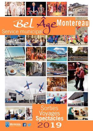 La revue du Bel Age 2019