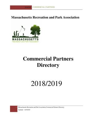 Commercial Partners Listing 2018 2019a