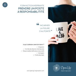 5 Poste À Responsabilité-Form Action Inspirante Open Up