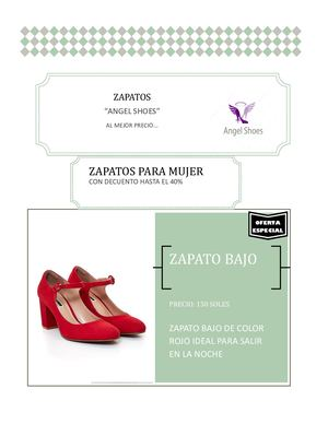 Catalogo De Zapatos