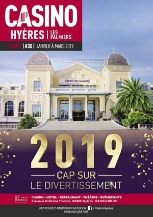 Scope Janvier Fevrier Mars 2019