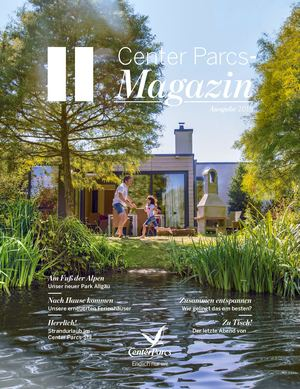 DE Center Parcs Magazine 2019