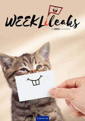 Weeklileaks 6th Dec