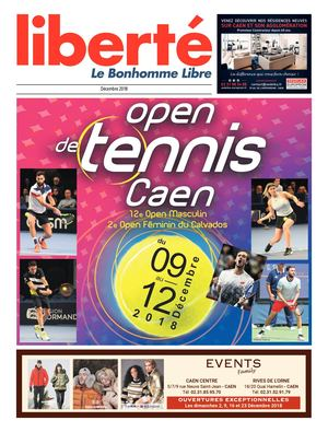 Open Tennis Dec 2018