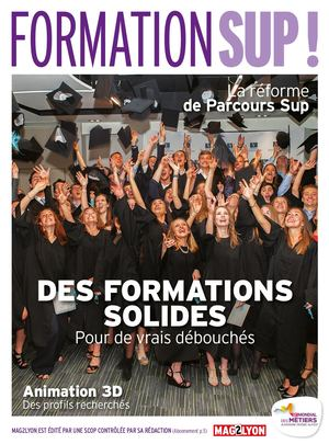 MAG2LYON (Supplément FORMATION 2018)