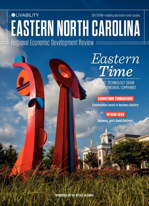 Eastern North Carolina Regional Economic Development Review 2019