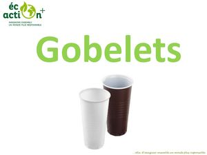 Recyclage Gobelets Grand Ouest
