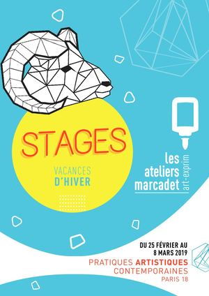 Stages Hiver 2019