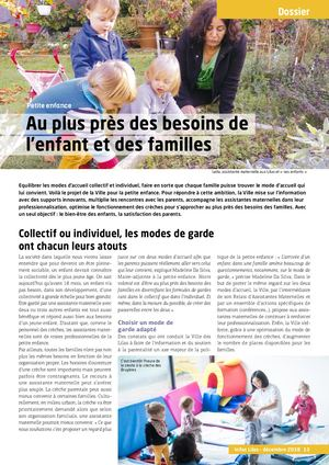 Infos Lilas N186 (Dossier)