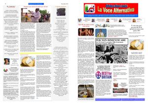 Britalyca News Londra (La Voce Alternativa)
