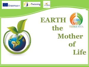 Earth The Mother Of Live