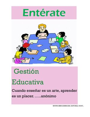 Cartilla Gestion II