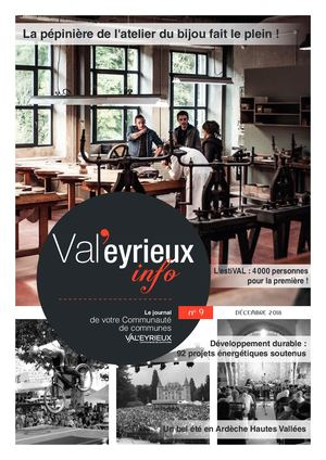 Val'Eyrieux info n°9