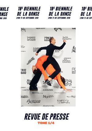 foto de Calaméo - Revue Presse Biennale de la danse 2018 Tome 1