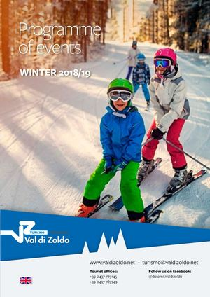 Val di Zoldo winter season 2019