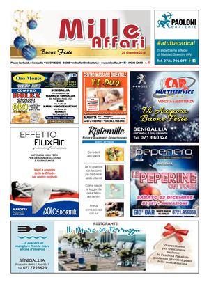 brand new 29fbb b1bab Milleaffari N° 49 del 20.12.18