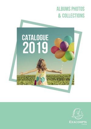 Catalogue Albums Photos 2019