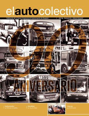 El AutoColectivo Edición N° 617