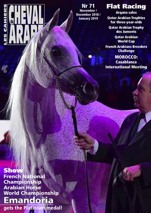 Les Cahiers du Cheval Arabe N° 71 - English