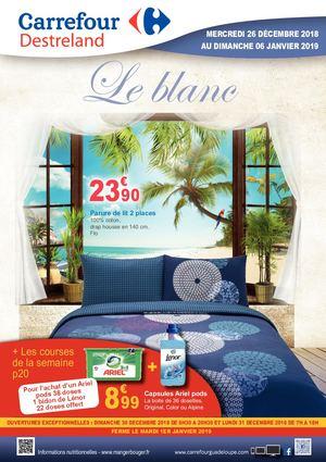 Calaméo Catalogue Le Blanc Au Rayon Textile