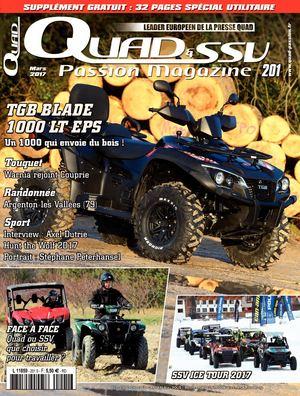 Et N°201 Passion Calaméo Ssv Quad Magazine uZPXiTwOk