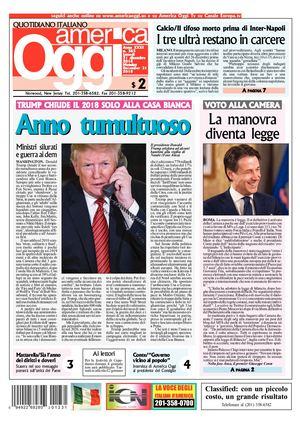 Calaméo America Oggi 31 Dicembre 2019