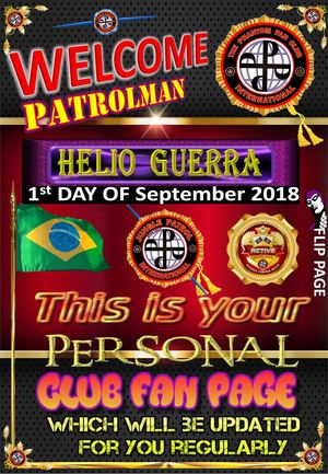 Helio Guerra International Phantom Club
