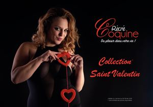 2019 Collection Saint Valentin