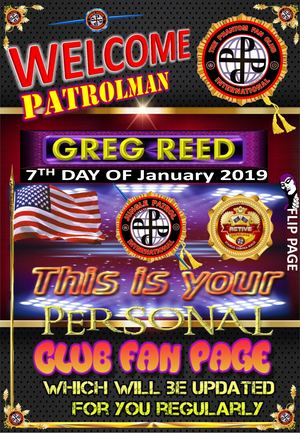 Greg Reed International Phantom Club