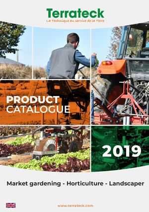 Terrateck - Product Catalogue 2019 - EN