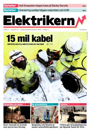 Elektrikern nr 10 2018