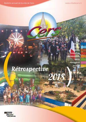 CERS - RETROSPECTIVE 2018