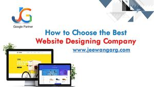 How To Choose The Best Website Designing Company