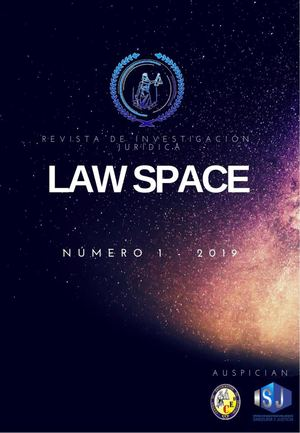 Revista Law Space Ejemplo